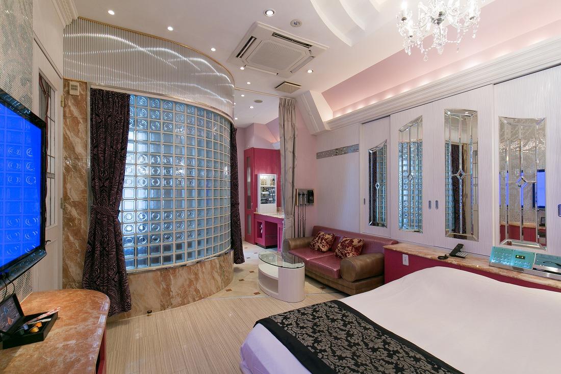 ホテルフォーションの客室